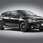 Lexus CT 200h F-Sport Front