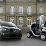 Renault Zoe und Renault Twizy