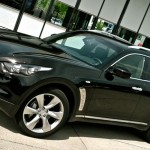 Auf Achse im Luxus-Sport-SUV Infiniti FX