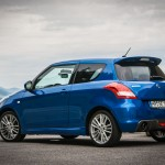 Sneak Preview auf den neuen Testwagen: Suzuki Swift Sport
