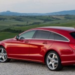 Mercedes-Benz CLS Shooting Brake – lecker, lecker, lecker!