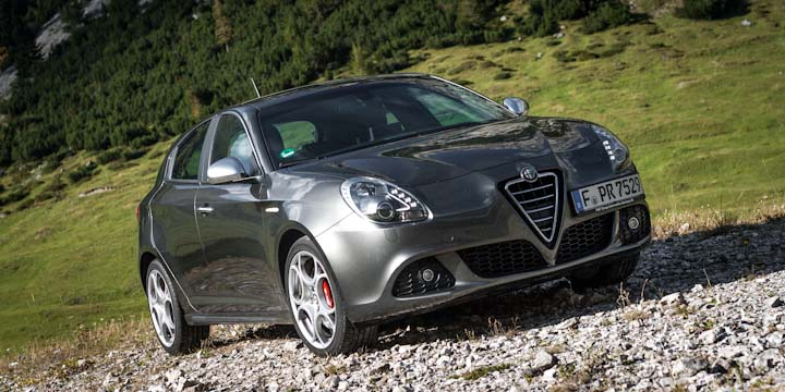 Alfa Romeo Giulietta 2.0 JTDM TCT