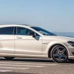 Der Muscle-Kombi – Unterwegs im Mercedes CLS 63 AMG Shooting Brake