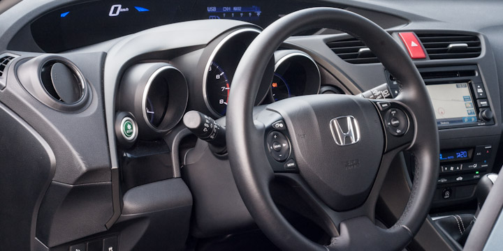 Honda Civic 1.8 Sport Cockpit