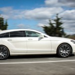 Praktische Avantgarde: Mercedes-Benz CLS Shooting Brake Fahrbericht
