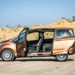 Praktischer Familien-Mini-Van &#8211; Ford B-MAX Ersteindruck