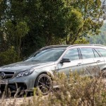 Mit der Ruhe eines Axtmrders: Mercedes-Benz E63 AMG S 4Matic