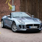 Erste Ausfahrt im Jaguar F-Type &#8211; ein echter Gentleman Racer?
